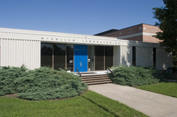 McCollum Laboratory University of Kansas